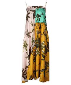 "Damen Tageskleid ""Powerful Flora"""