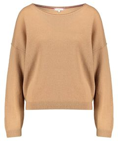 "Damen Wolllpullover ""Softwool Open C-Neck Sweater"""