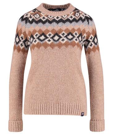 "Superdry - Damen Pullover ""Savanna Yoke Jacquard Knit"""
