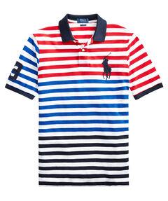 Herren Poloshirt Classic Fit Kurzarm