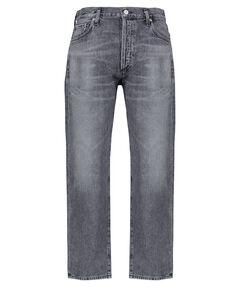 """Damen Jeans """"Emery High Rise Relaxed Crop"""" Straight Fit verkürzt"""