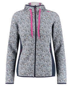 Damen Powerstretch-/ Fleecejacke