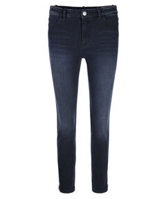Damen Jeans Skinny Cropped Regular Fit verkürzt