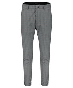 Herren Chino Slim Fit verkürzt