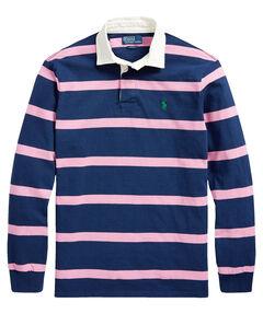 Herren Poloshirt Custom Slim Fit Langarm