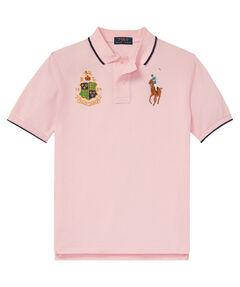 Jungen Poloshirt Regular Fit Kurzarm
