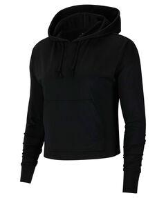 "Damen Sweatshirt ""Yoga Cropped Hoodie"""