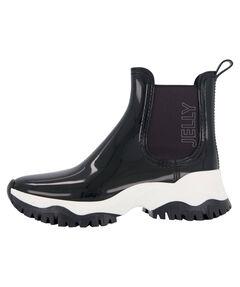 Damen Gummi-Chelsea Boots