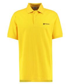 "Herren Poloshirt ""Howie"" Oversized Fit Kurzarm"