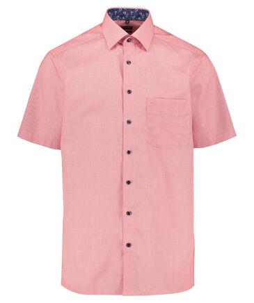 OLYMP - Herren Hemd Modern Fit Kurzarm
