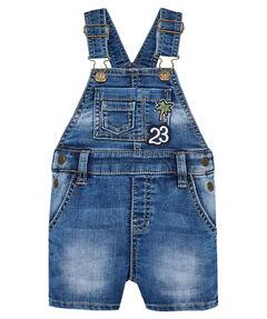 Jungen Baby Jeans-Latzhose