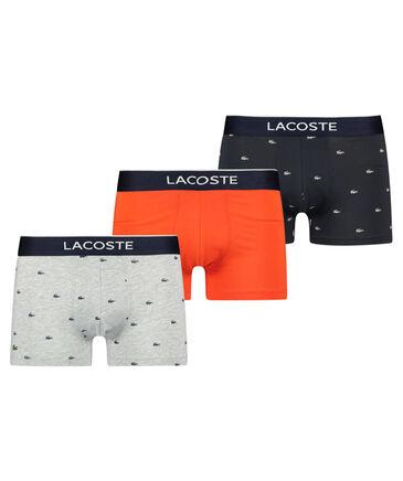 """Lacoste - Herren Retropants """"Trunk"""" 3er-Pack"""
