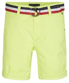 "Jungen Shorts ""Essential Belted Chino"""