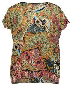 Damen Blusenshirt Kurzarm