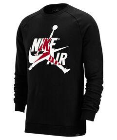 "Herren Basketball-Sweatshirt ""Jordan Jumpman Classics Man Crew"""
