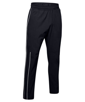 "Under Armour - Herren Trainingshose ""Athlete Recovery Woven Warm Up Bott"""