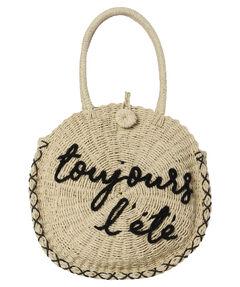 """Damen Strandtasche """"Always Summer Round Beach Bag"""""""