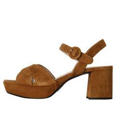 """Damen Sandaletten """"Platform Cross Sandal Suede"""""""