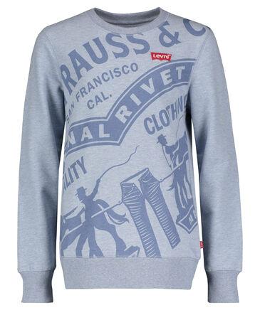 """Levi's® - Jungen Sweatshirt """"Oversized Two Horse Crewneck"""""""