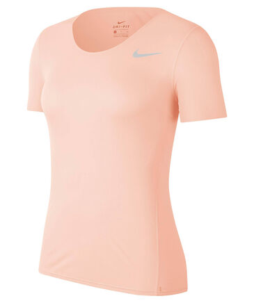 "Nike - Damen Laufshirt ""City Sleek"" Kurzarm"