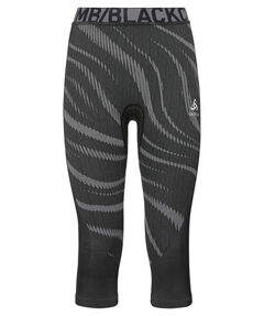 "Damen Funktionsunterhose ""SUW Bottom Performance Blackcomb"" 3/4-Länge"