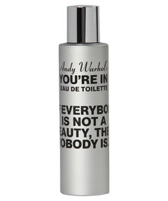 "entspr. 119,90 Euro / 100 ml - Inhalt: 100 ml Parfum ""If everybody is not a beauty, then nobody is."""