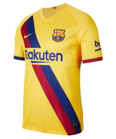 "Herren Fußballtrikot ""Breathe FC Barcelona Stadium Away"" Kurzarm - Replica"