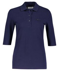 Damen Poloshirt Slim Fit Kurzarm