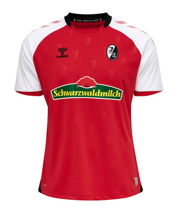 """Hummel - Kinder Fußballtrikot """"SC Freiburg"""" Kurzarm"""