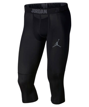 "Air Jordan - Herren Trainingstights "" Dry 23 Alpha"" Dreiviertellang"