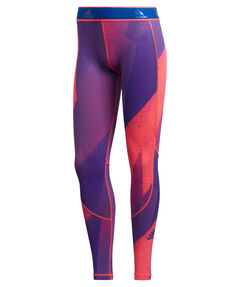"Damen Tight ""Alphaskin Graphic"" Lang"