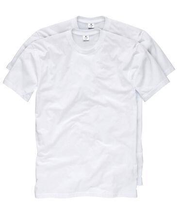 Ragman - Herren T-Shirt - Doppelpack