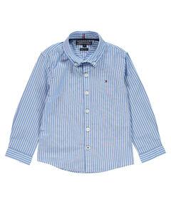 "Jungen Hemd ""Boys Blue Stripe"" Langarm"