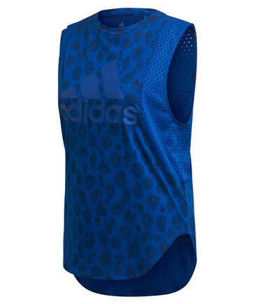 "adidas by Stella McCartney - Damen Fitness-Shirt ""Athletics Graphics Muscle Tee"" Ärmellos"