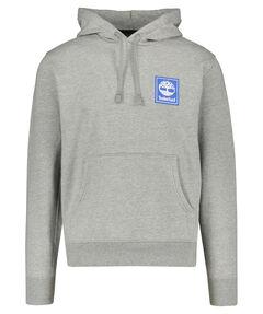 "Herren Sweatshirt ""YCC Hoody Stack Logo Medium Grey Heather"""