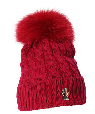 Moncler Grenoble - Damen Wollmütze