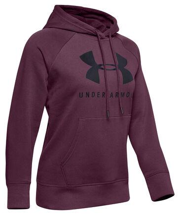 """Under Armour - Damen Kapuzen-Sweatshirt """"Rival Fleece Sportstyle Graphic Hoodie"""""""