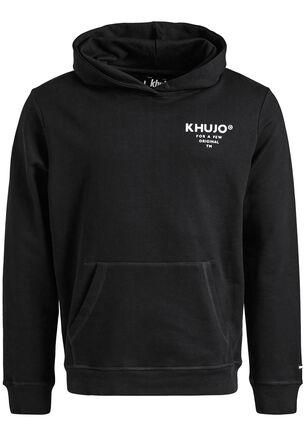 """khujo - Herren Sweatshirt """"Winston Side Logo"""""""
