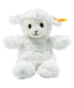 "Baby Stofftier ""Soft Cuddly Friends Fuzzy Lamm"""