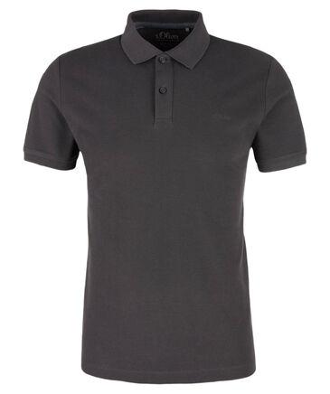 s.Oliver Red Label - Herren Poloshirt Kurzarm Regular Fit