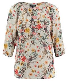 Damen Bluse Loose Fit 3/4-Arme