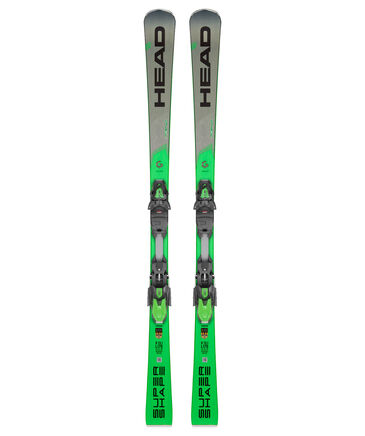 "Head - Slalom-Skier ""S-Shape Magnum"" inkl. Bindung"