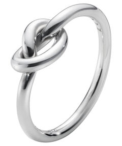 "Damen Ring ""Love Knot"""