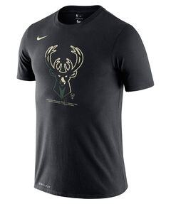 """Herren Basketballshirt """"Milwaukee Bucks Dri-Fit NBA"""""""