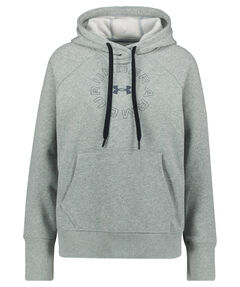 "Damen Sweatshirt ""Rival Fleece Sportstyle Metallic Hoodie"""