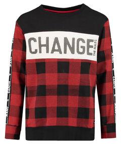 """Jungen Sweatshirt """"Change"""""""