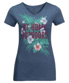 """Damen Outdoor-Shirt """"At Home T Women"""" Kurzarm"""