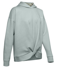 "Damen Sweatshirt mit Kapuze ""Recovery Fleece Wrap"""