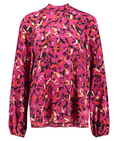 "Damen Bluse ""Abstract Flowering"" Langarm"