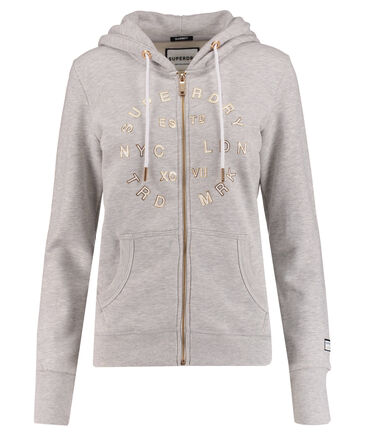 Superdry - Damen Sweatjacke